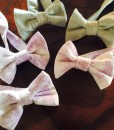 Boys Bow Ties different colors
