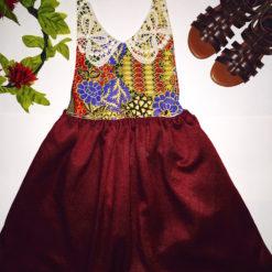 Vintage Girls Dress Handmade Vintage Apparel for Girls Kids Toddlers Babies