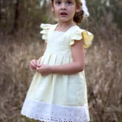 Girls Southern Belle Dress. Vintage Children's Clothes. Handmade Apparel for Girls, Toddlers, and Babies, including Dresses, Rompers, and Bloomers.