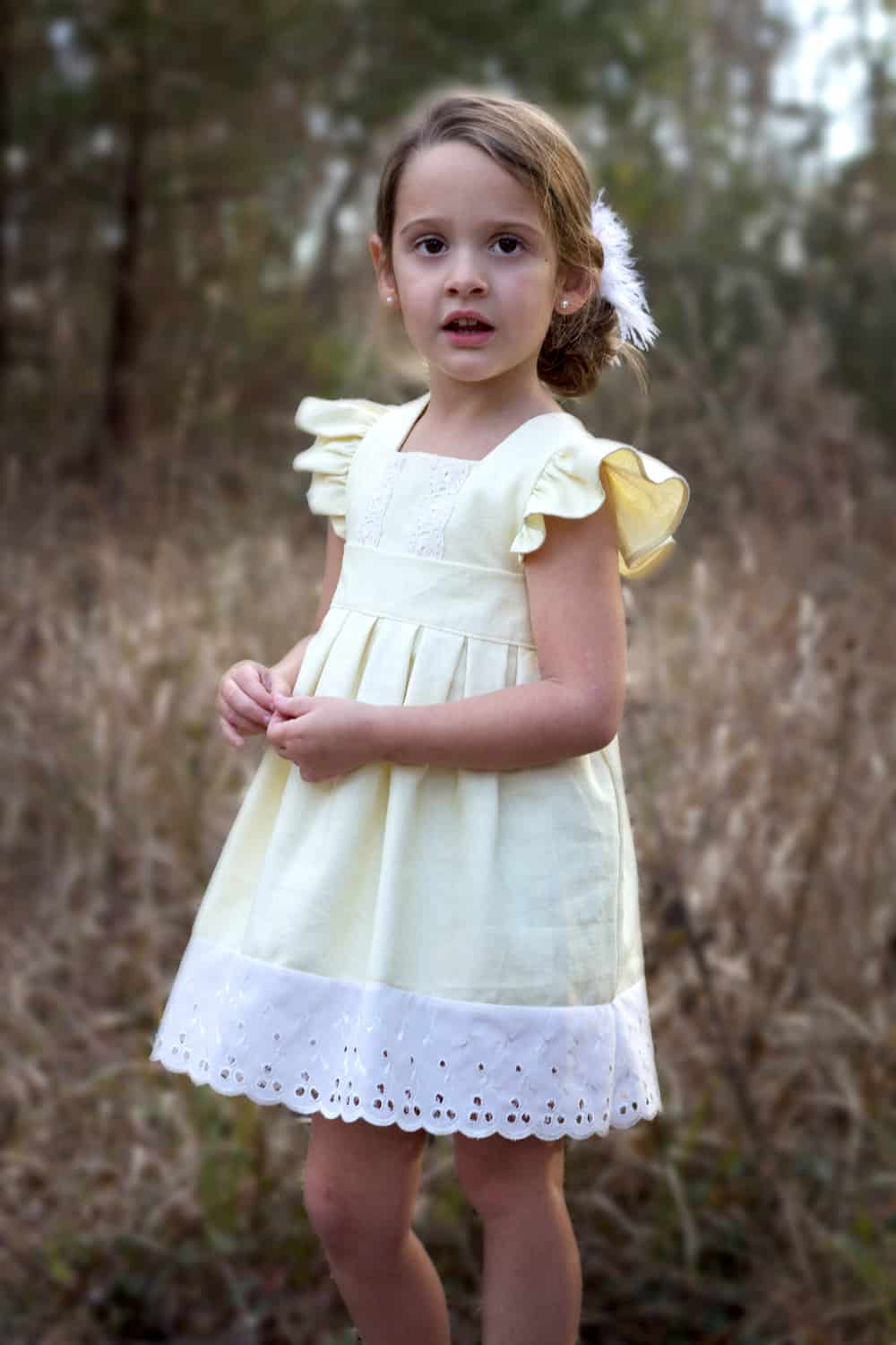 6bcc12c1d Girls Southern Belle Dress. Vintage Children's Clothes. Handmade Apparel  for Girls, Toddlers,