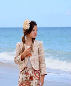Magnolia Lake Clothing Summer Girls Handmade Vintage Dress Boho Fall Collection
