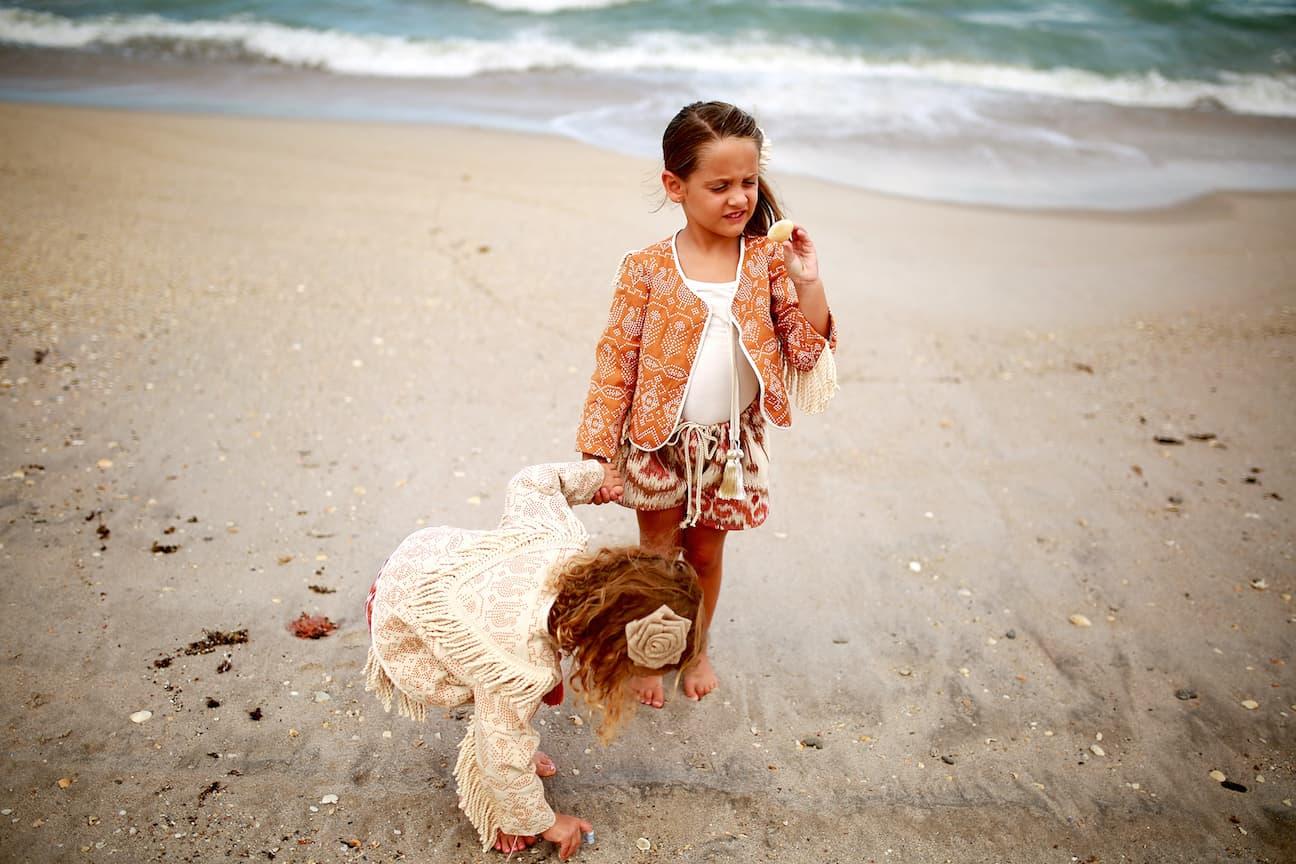 1f3d59a430682 Sienna Jacket Handmade Vintage Bolero Jacket Magnolia Lake Clothing Summer Girls  Dresses