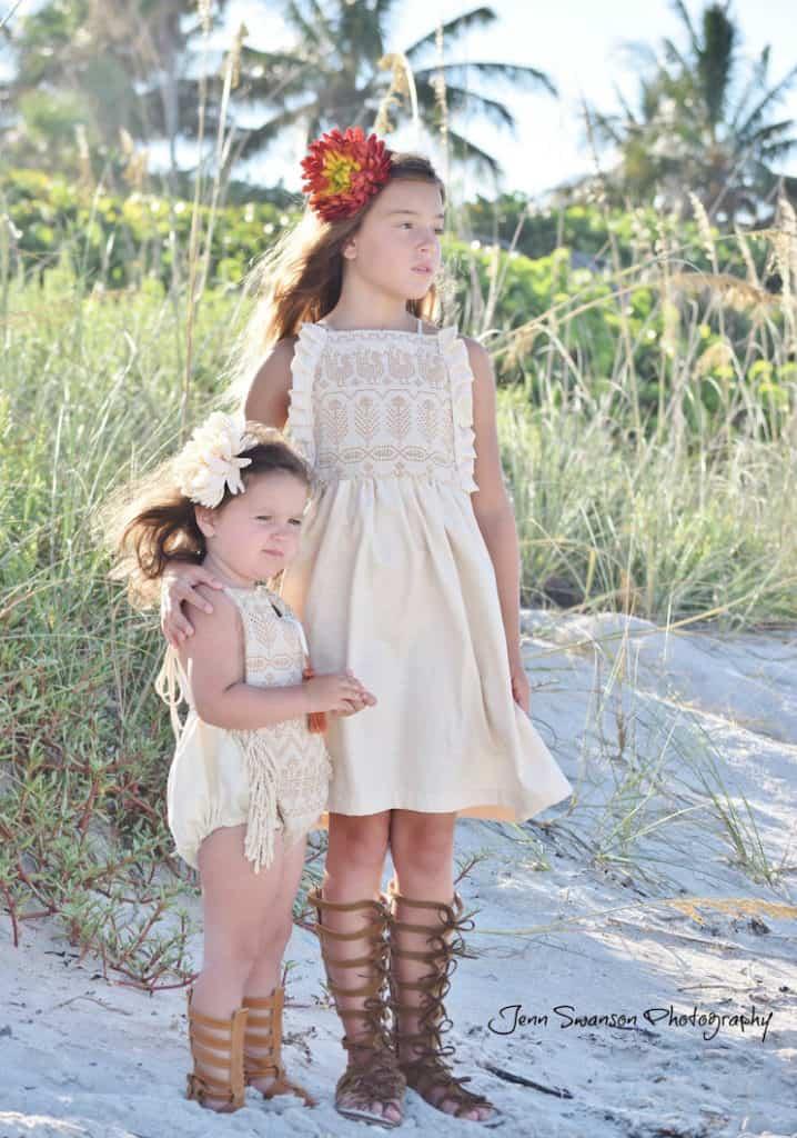 boutique girls dresses