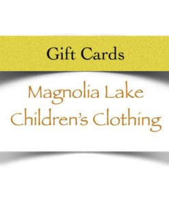 Gifts Cards for Magnolia Lake Clothing