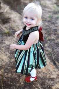 Boho Chic Children's Dresses