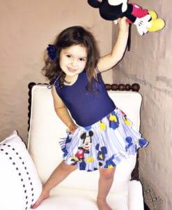 Mickey Romper Dress