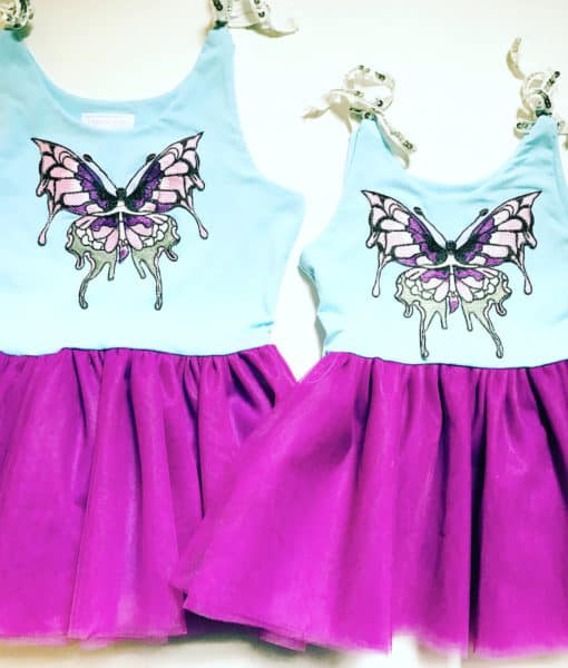 Madame butterfly ballet dress 2