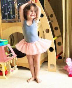 tutu short dress