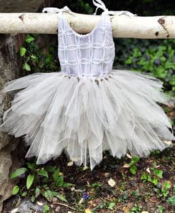 Luxe Willow boutique tutu