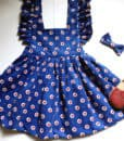 apple dress for girls and fall